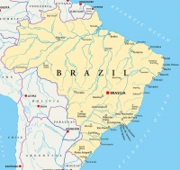 BRAZIL-REGION: Warnings multiply over spread of Covid-19