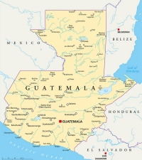 GUATEMALA: Giammattei takes office